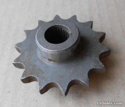 pignon roue libre solex