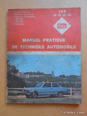 manuel pratique de technique automobile BMW 316 318 320 320i
