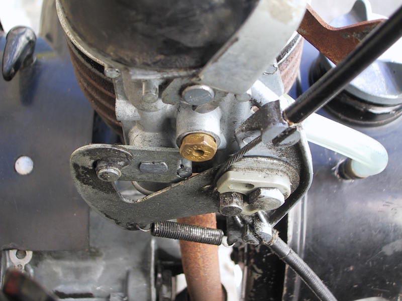 fonctionnement carburateur solex 5000