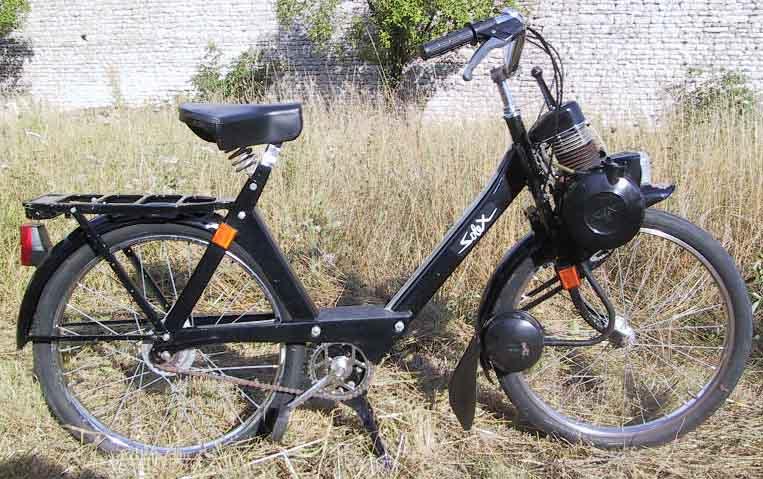 solex 3800 de 1962